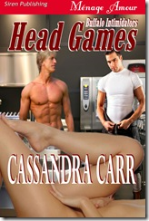 Head Games - Cassandra Carr