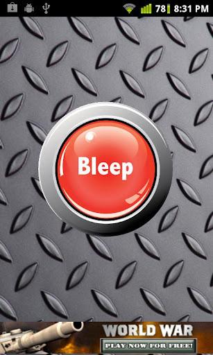 【免費音樂App】蜂鳴按鈕-APP點子
