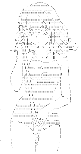 姫柊雪菜 水着 (ストライク・ザ・ブラッド)