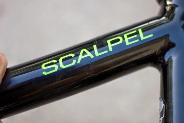 Scalpel frame 2