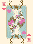 The King of Hearts.