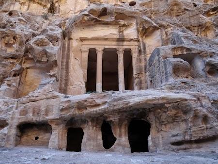 07. Urme nabateene in Little Petra.JPG