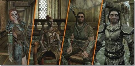 skyrim companions 03b