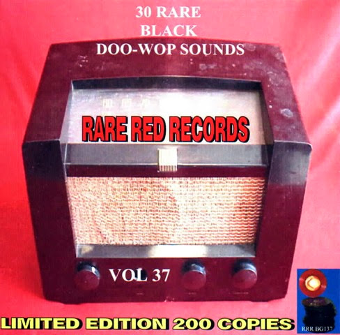 Rare Black Doo-Wop Sounds Vol. 37 - 31 - Front
