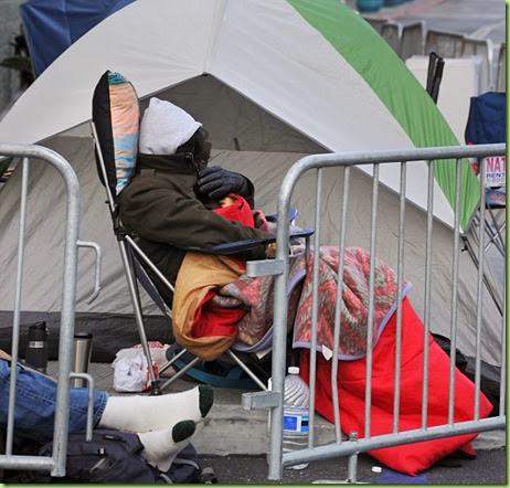 not homeless