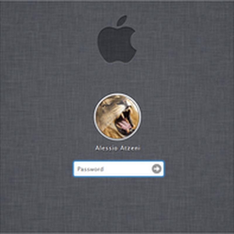 Mac OS X hecho con CSS3 y HTML5
