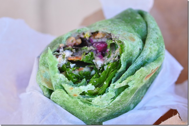 beet knick wrap