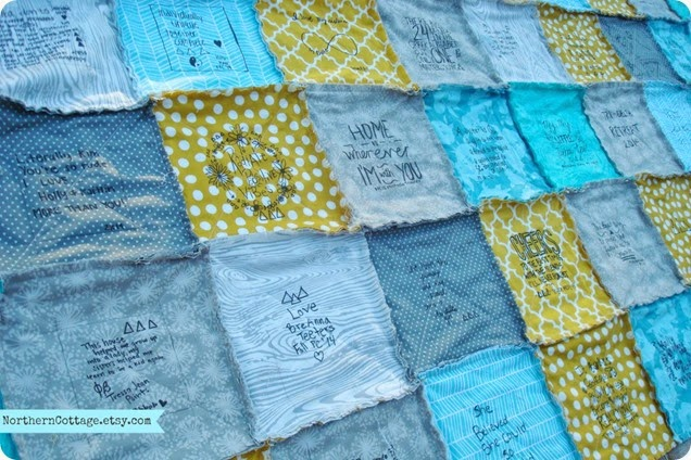 Retreat Quilt {NorthernCottage}