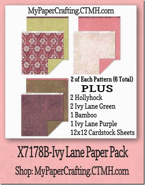 ivy lane paper pack-480