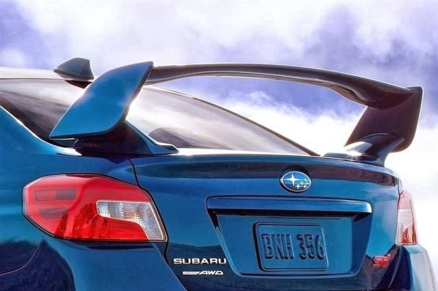 2015 Subaru WRX STI Leaked Photo 9