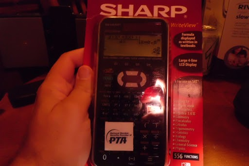 how to go to normal mode on a sharp calculator