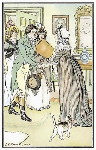 jane austen3 illustratrie C. E. Brock, 1898