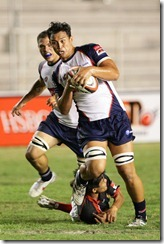 2012 Philippines Volcanoes slipped by Singapore in the HSBC A5N Div 1 Opener in Manila