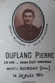 Pierre-Marie DUFLANC