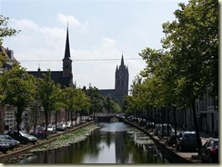 Grand Canal and Oude Kerk (Small)