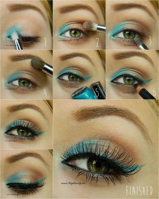 Как сделать летний дневной макияж