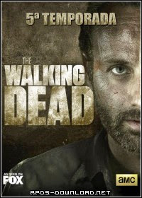 543de7c5c1d8e The Walking Dead S05E01 Dublado RMVB + AVI Dual Áudio WEB DL