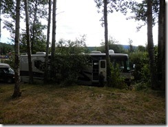 Burns Municipal Campground