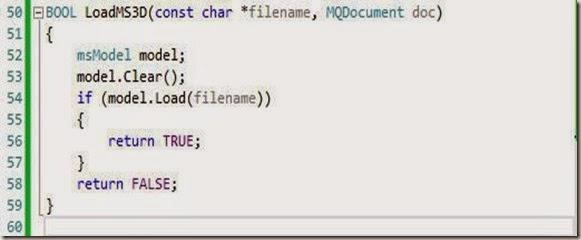 LoadMS3D function 1