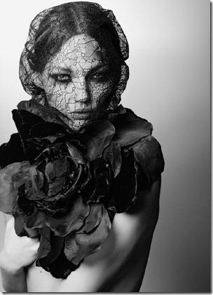 Clemence-Poesy-Sasha-Pivovarova-for-Maison-Michel-Autumn-Winter-2011-04