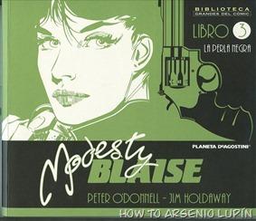P00003 - Modesty Blaise #3