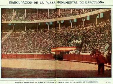 1916-02-27 Salida 1 toro (La Lidia)