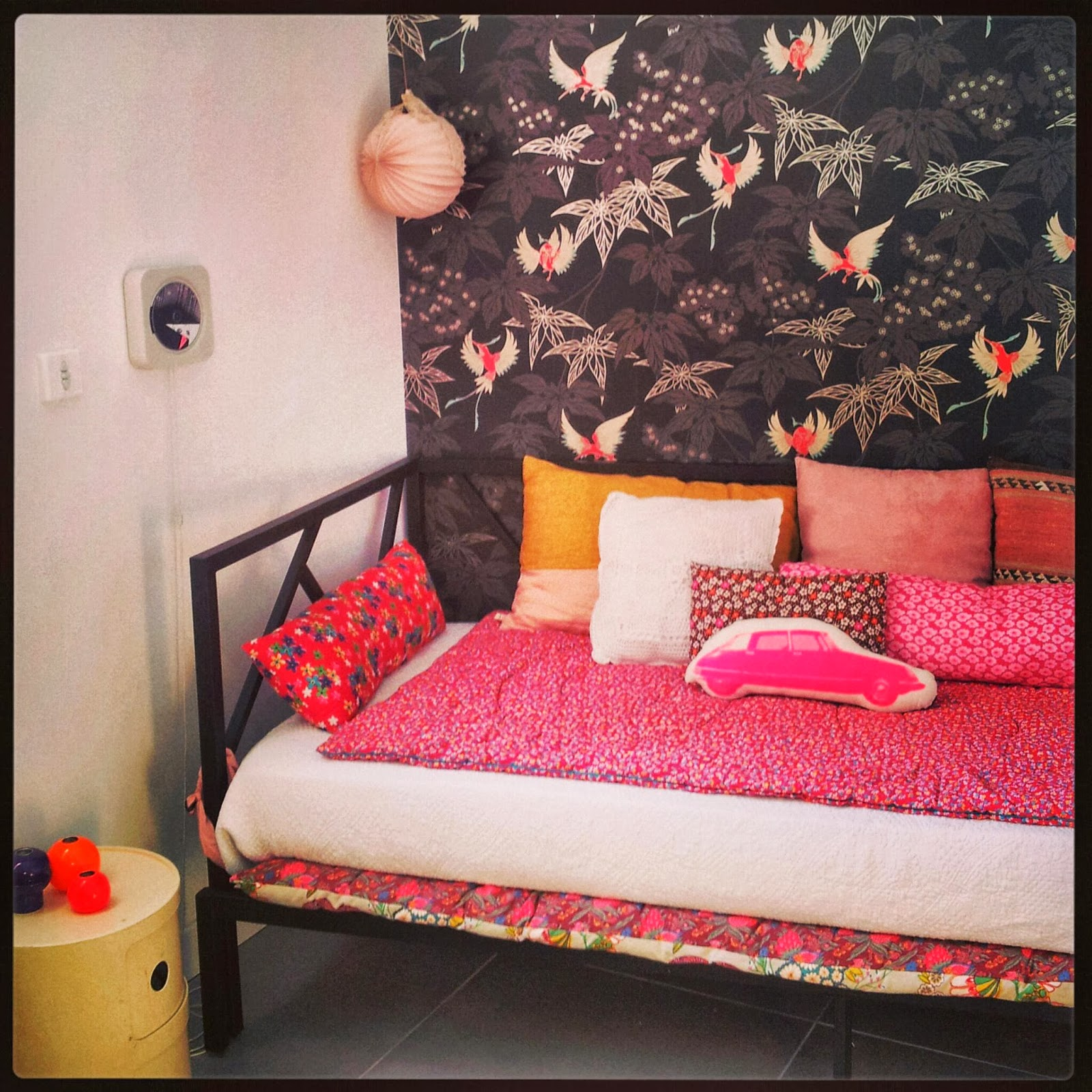 Caro inspiration chambre alix instagram for Chambre instagram