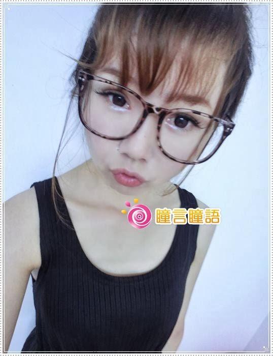 日本KRIAKRIA隱形眼鏡-Sweety Eye 糖果巧克力12