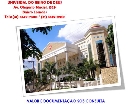 GUIA - EVANGELICA - UNIVERSAL DO REINO DE DEUS