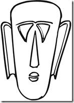 máscaras de aborigenes australianos (4)