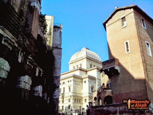 Visitar Roma Gueto 10