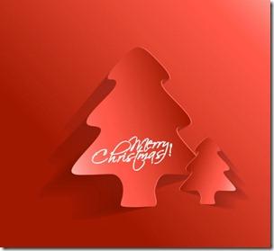 arbol de navidad vector (6)
