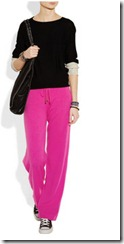 Juicy Couture Cashmere Track Pant