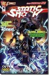 P00006 - Static Shock #6 - Unrepen
