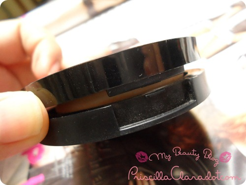 Bourjois Compact Powder Review Priscilla 2