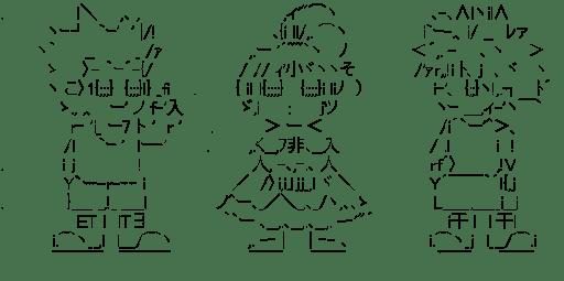 ゴン & ビスケ & キルア (HUNTER×HUNTER)