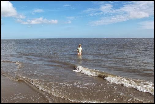 At the beach 008