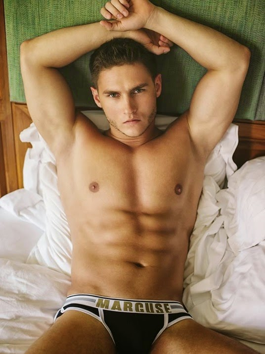 Sexy Guy for Marcuse Briefs