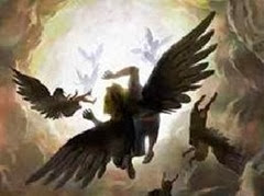 anjos caídos e reptilianos