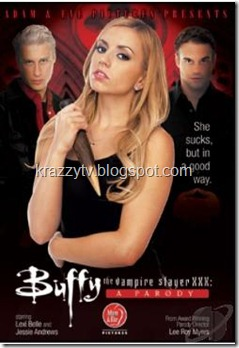 Buffy The Vampire Slayer XXX Parody Movie Online