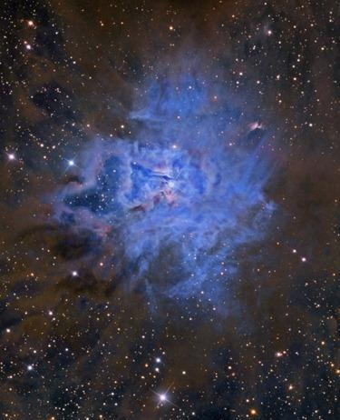 Nebulosa da Íris