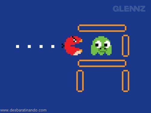 desenhos geeks nerds geek nerd desbaratinando glennz (8)