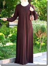 Abaya Muslim Elegan