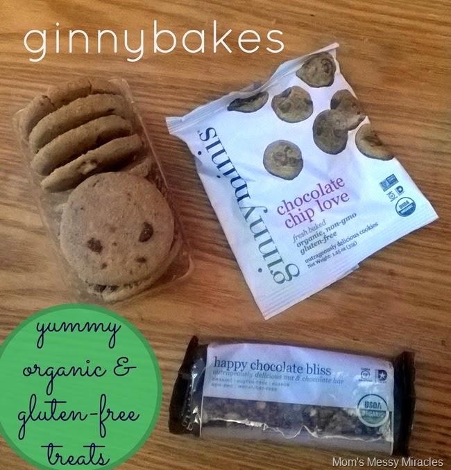 ginnybakes organic & gluten-free treats