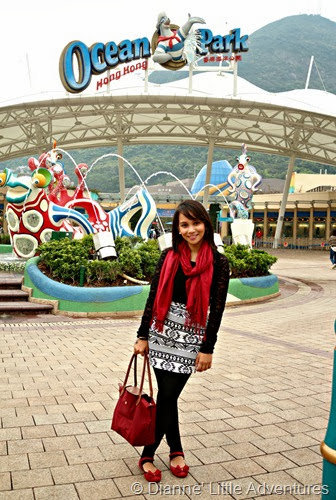 hong kong, ocean park, family, love, ootd, fashion, forever 21, Pixie Dust, Longchamp