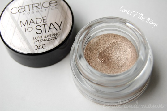 Catrice Modern Muse LE Lord Of The Blings Longlasting Eyeshadow