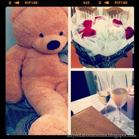 my 2012 valentine