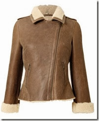 Celtic Antique Sheepskin Jacket