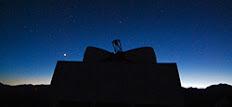 Telescopio chileno capta su primera supernova