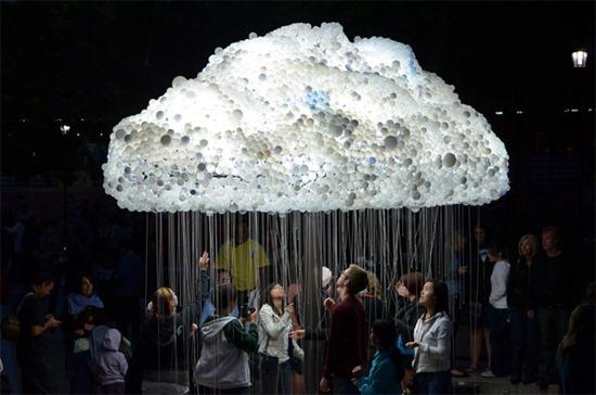 Nuvem de lâmpadas 01